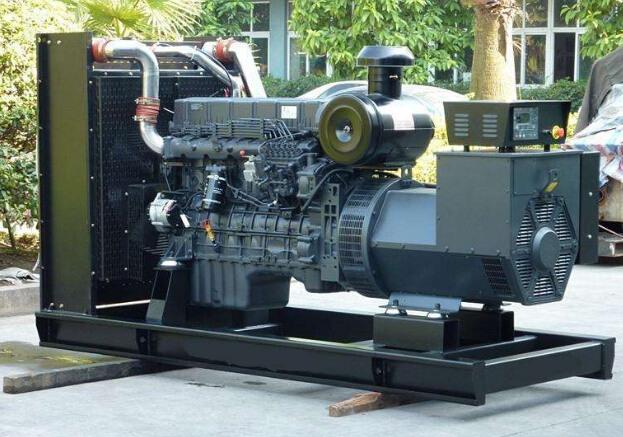 温州全新本田150kw大型柴油发电机组