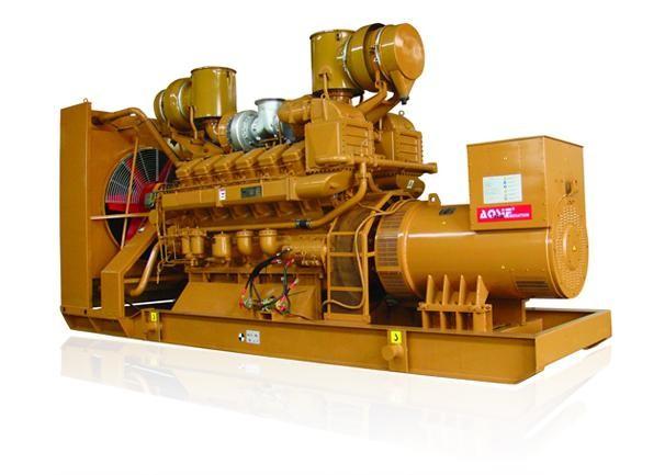 温州济柴190kw系列柴油发电机组