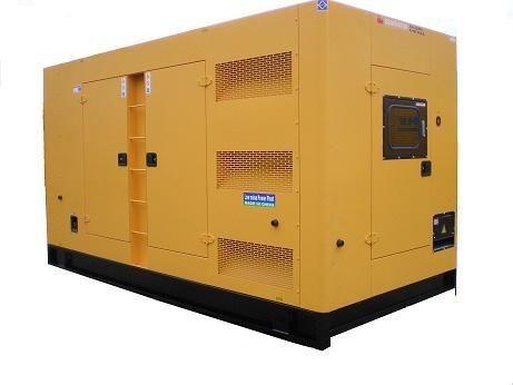 温州低噪音发电机